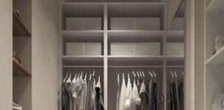 szafa kapsułowa, minimalizm w szafie, minimalizm